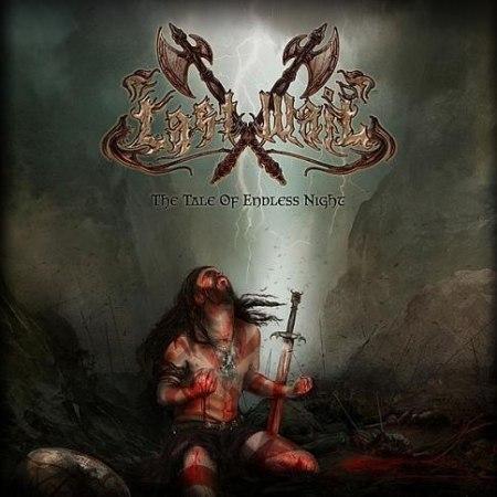 LAST WAIL - The Tale of Endless Night CD Folk Metal