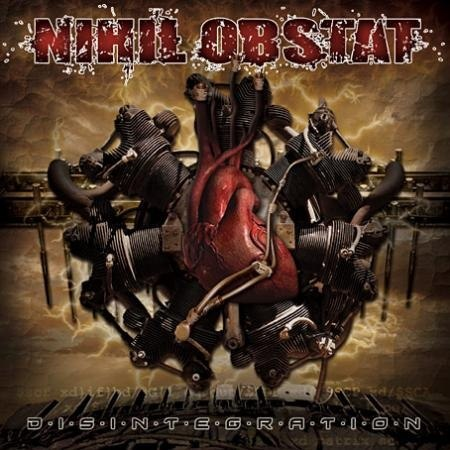 NIHIL OBSTAT - Disintegration CD Brutal Death Metal