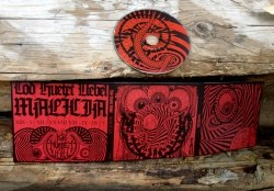 TOD HUETET UEBEL - Malícia Digi-CD Black Metal