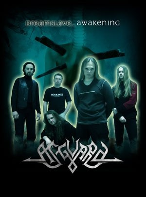 ASGUARD - A2 Poster Плакат Hybrid Metal