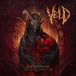VELD - DAEMONIC: The Art of Dantalian CD Death Metal