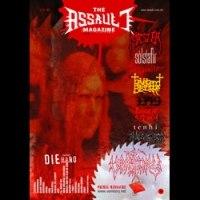 ASSAULT - #2 Журнал Black Death Thrash Metal