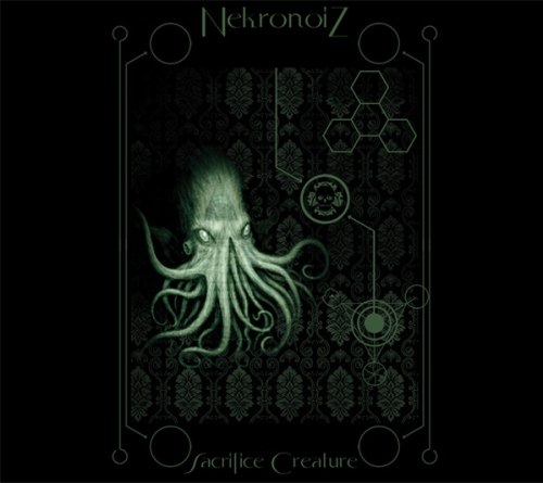 NEKRONOIZ \ KENJI SIRATORI - Sacrifice Creature Digi-CD Dark Ambient