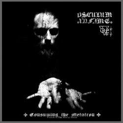 OSCULUM INFAME - Consuming the Metatron Gatefold LP Black Metal