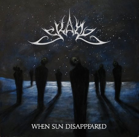 SKADY - When Sun Disappeared CD Progressive Extreme Metal