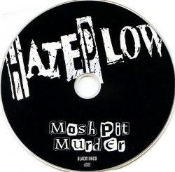 HATEPLOW - Moshpit Murder CD Death Metal