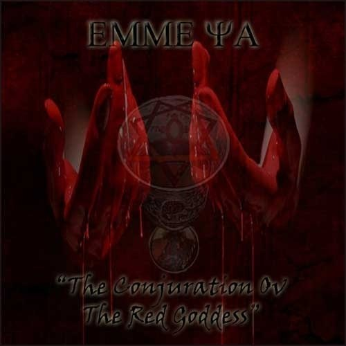 EMME YA - The Conjuration Ov The Red Goddess CD Ritual Dark Ambient