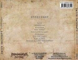 DAGOR DAGORATH - Dissident CD Symphonic Metal