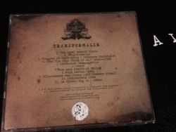 DIAGNOSE: LEBENSGEFAHR - Transformalin CD Industrial Dark Ambient
