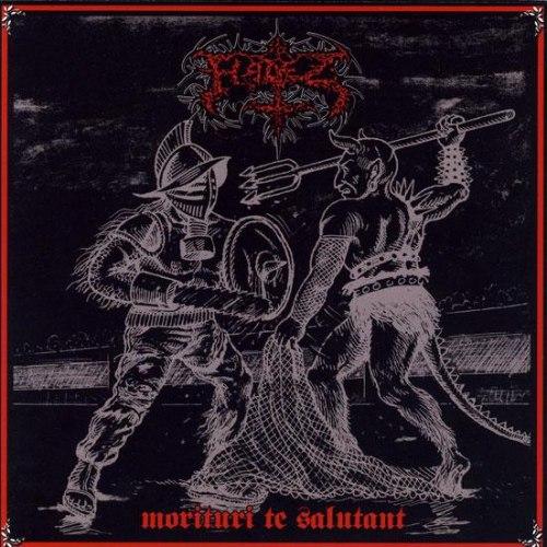 HADEZ - Morituri Te Salutant CD Thrash Metal