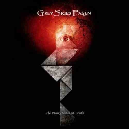 GREY SKIES FALLEN - The Many Sides of Truth CD Progressive Extreme Metal