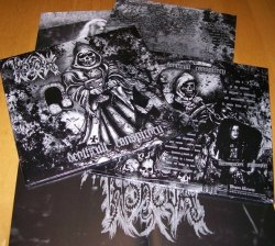 THRONEUM - Deathcult Conspiracy Gatefold LP Death Metal