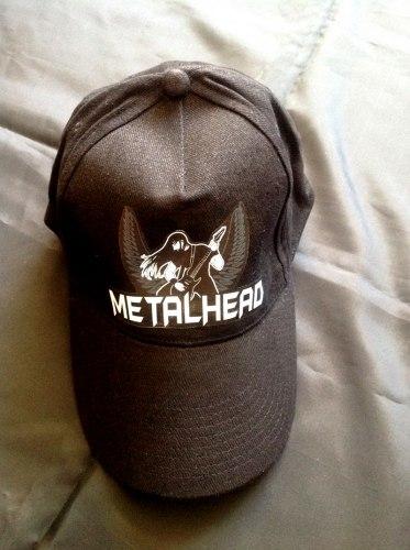 METALHEAD - бейсболка