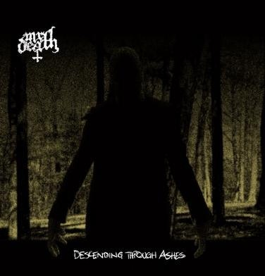 MR. DEATH - Descending Through Ashes LP Death Metal