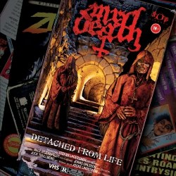 MR. DEATH - Detached from Life LP Death Metal