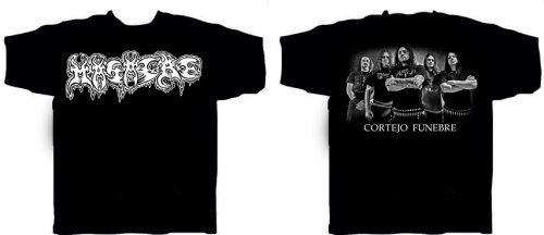 MASACRE - Cortejo Funebre - S майка Death Metal