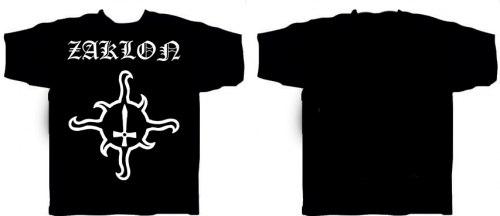 ZAKLON - Logo - XXL майка Kryvian Metal