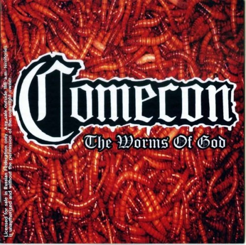COMECON - The Worms Of God 2CD Death Metal
