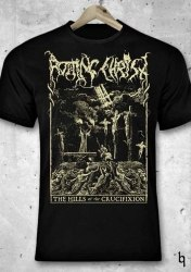 ROTTING CHRIST - The Hills of the Crucifixion - XL Майка