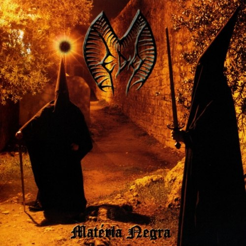 MEDO - Materia Negra CD Occult Black Metal