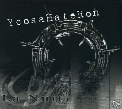 YCOSAHATERON - La Nuit CD Experimental Dark Ambient