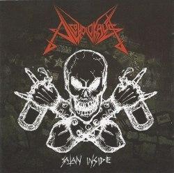 ALCOHOLOKAUST - Satan Inside CD Thrash Metal