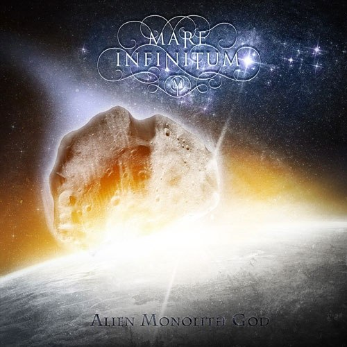 MARE INFINITUM - Alien Monolith God CD Doom Death Metal
