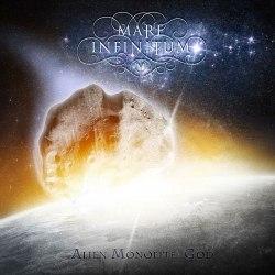MARE INFINITUM - Alien Monolith God CD Doom Death Metal