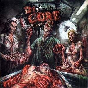 DR.GORE - Viscera CD Death Grind Metal
