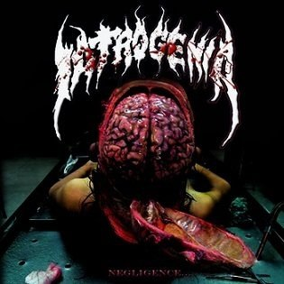 IATROGENIA - Negligence... CD Brutal Death Metal