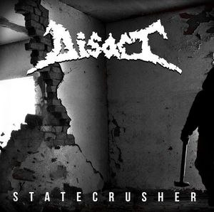 DISACT - Statecrusher CD Death Metal Grindcore
