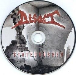 DISACT - Statecrusher CD Death Metal Grindcore