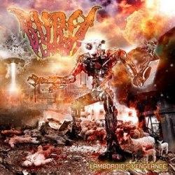 BURSA LAMB - Lambdroid's Vengeance CD Sheep Death Metal