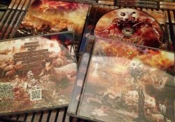BURSA LAMB - Lambdroid's Vengeance CD Sheep Death Metal