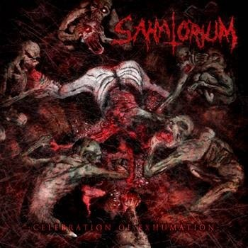 SANATORIUM - Celebration of exhumation / Internal womb cannibalism CD Brutal Death Metal