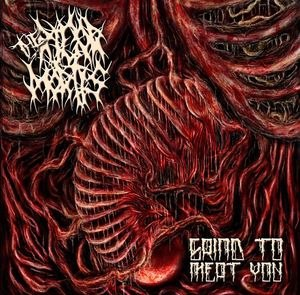 THE RIGOR MORTIS - Grind to meat you CD Death Metal Grindcore