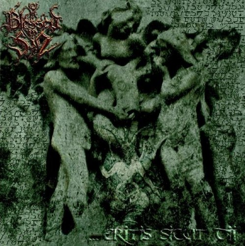 BLESSED IN SIN - Eritis Sicut Dii CD Black Metal