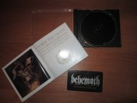 BEHEMOTH - The Satanist CD Black Death Metal