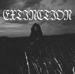 EXTINCTION - Down Below the Fog CD Black Metal