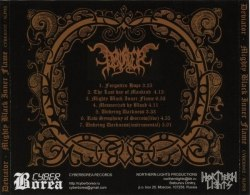 DEVIATOR - Mighty Black Inner Flame CD Heathen Metal