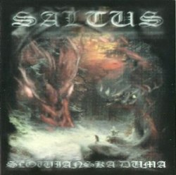 SALTUS - Słowiańska Duma CD Pagan Metal