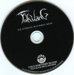 FOLKVANG - Six Stories Without Keys CD Atmospheric Metal