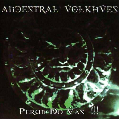 ANCESTRAL VOLKHVES - Perun Do Vas!!! CD Folk Metal