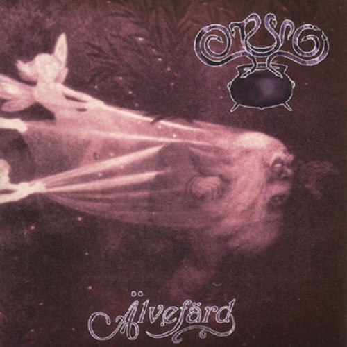 OTYG - Älvefärd CD Folk Heavy Metal