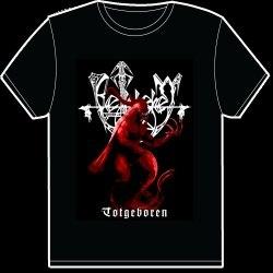 BETHLEHEM - Totgeboren - M Майка Black Metal