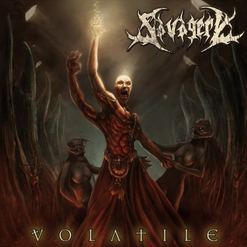 SAVAGERY - Volatile CD Technical Death Metal