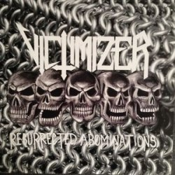VICTIMIZER - Resurrected Abominations Gatefold MLP Speed Thrash Metal