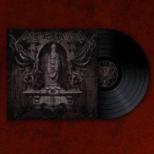 HELL-BORN - Darkness LP Blackened Death Metal