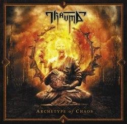 TRAUMA - Archetype of Chaos Gatefold LP Death Metal