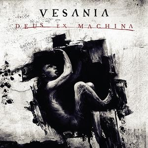VESANIA - Deus Ex Machina CD Blackened Death Metal